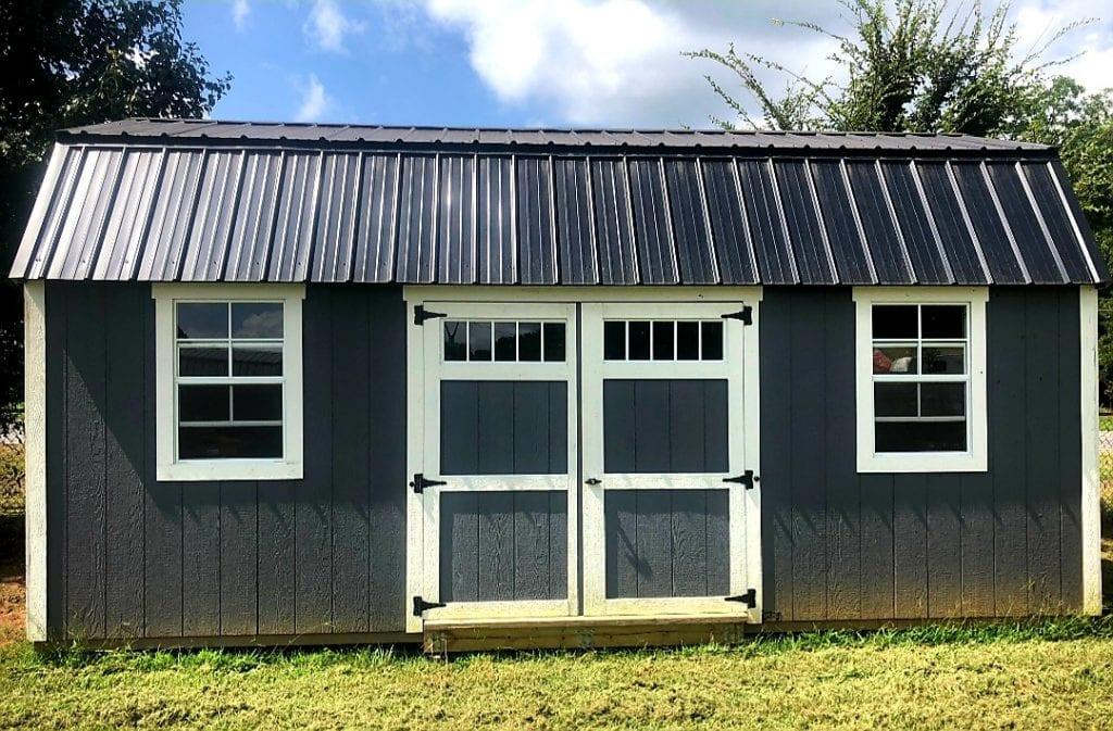 10x20 Side Lofted Barn - REDUCED Image