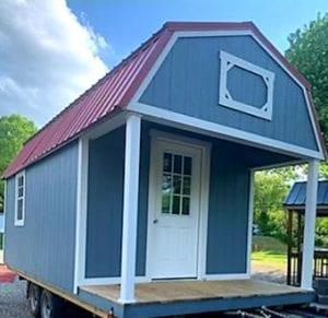 Lofted Barn Cabin - 12x20 Image