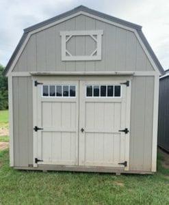 10X12 Lofted Barn Image